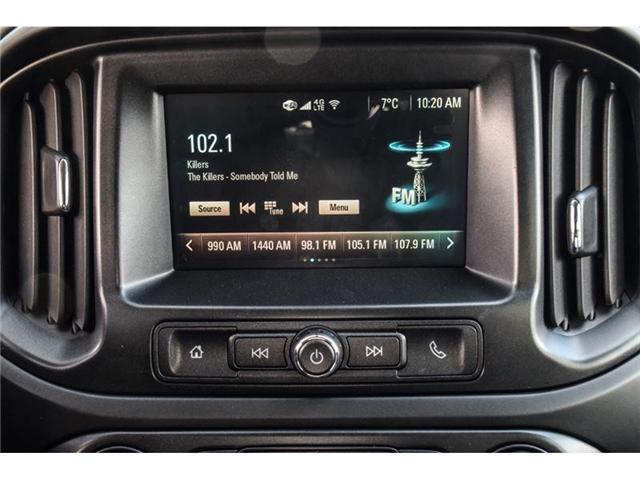2018 Chevrolet Colorado WT (Stk: 8151279) in Scarborough - Image 17 of 28