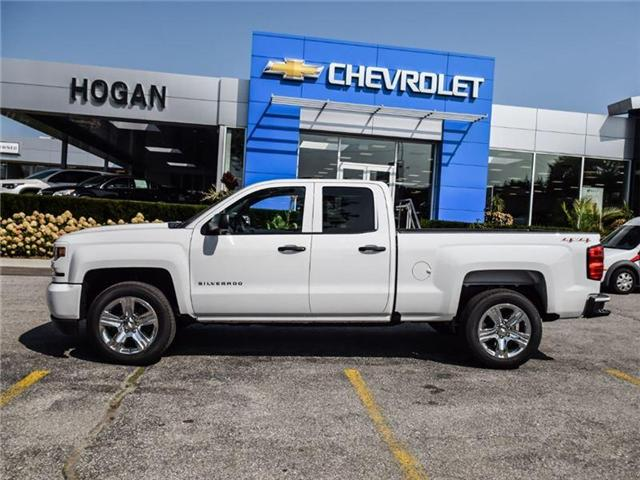 2018 Chevrolet Silverado 1500 Silverado Custom (Stk: 8214564) in Scarborough - Image 2 of 26