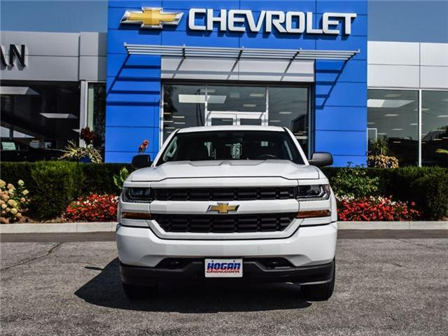 2018 Chevrolet Silverado 1500 Silverado Custom (Stk: 8214564) in Scarborough - Image 4 of 26