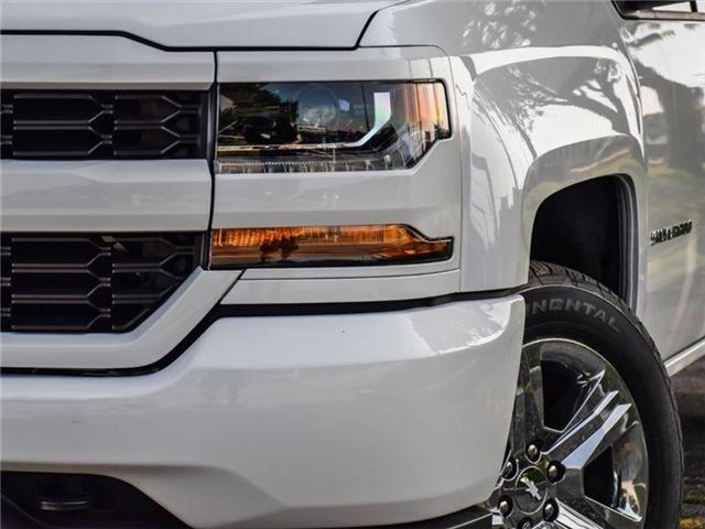 2018 Chevrolet Silverado 1500 Silverado Custom (Stk: 8214564) in Scarborough - Image 8 of 26