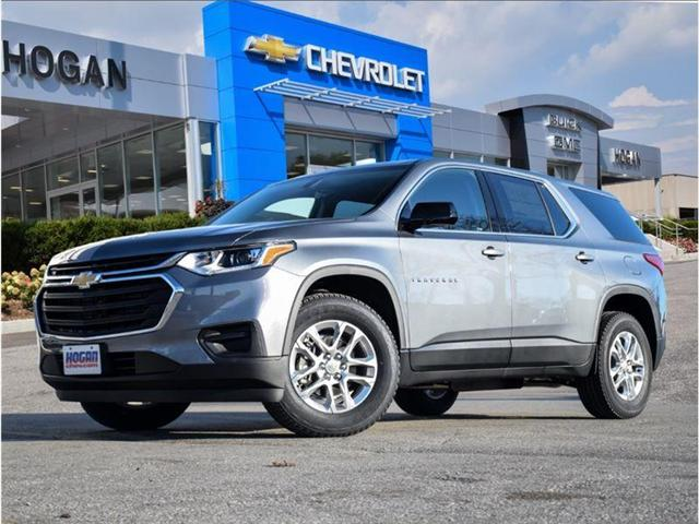 2018 Chevrolet Traverse LS (Stk: 8158285) in Scarborough - Image 1 of 25