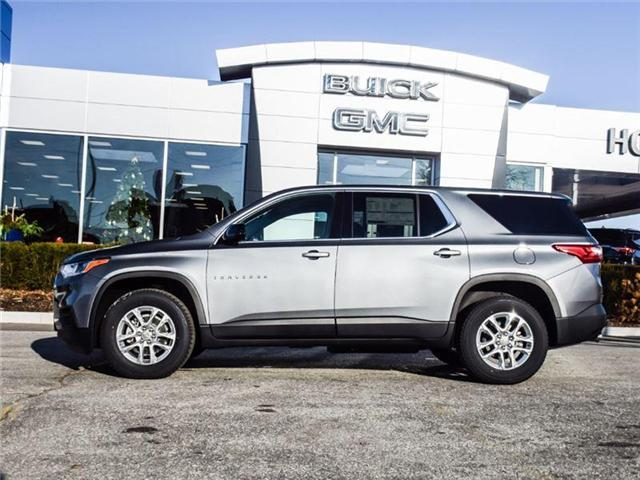 2018 Chevrolet Traverse LS (Stk: 8158285) in Scarborough - Image 2 of 25