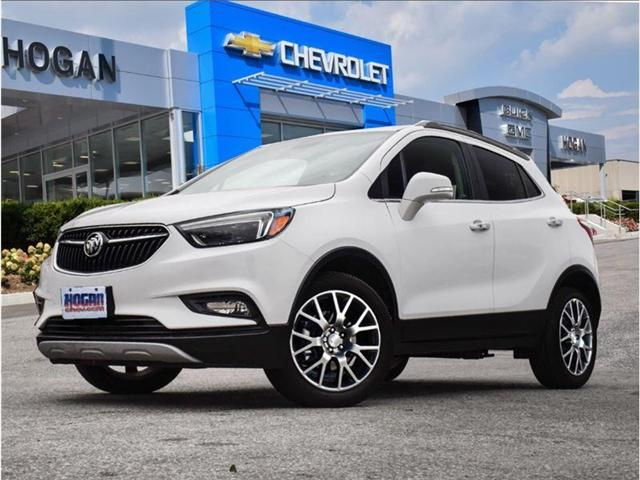 2018 Buick Encore Sport Touring (Stk: 8542006) in Scarborough - Image 1 of 26
