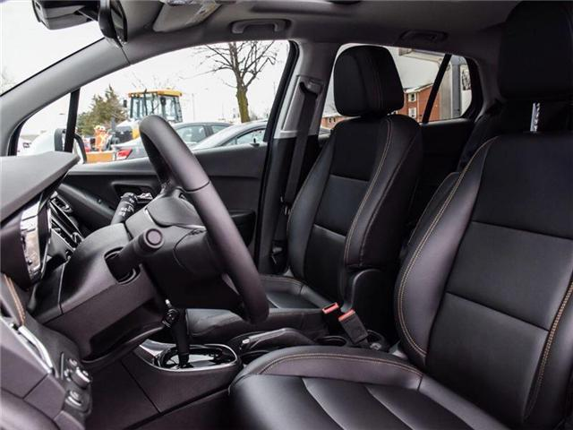 2018 Chevrolet Trax Premier (Stk: 8229001) in Scarborough - Image 11 of 26