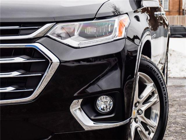 2018 Chevrolet Traverse High Country (Stk: 8172690) in Scarborough - Image 8 of 28