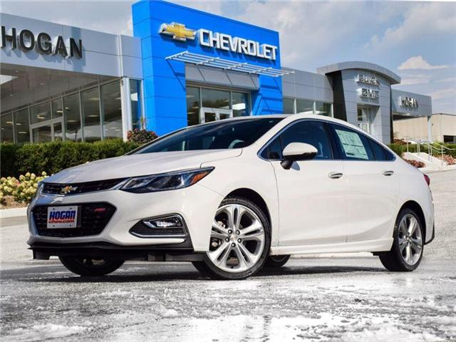 2018 Chevrolet Cruze Premier Auto (Stk: 8139305) in Scarborough - Image 1 of 29