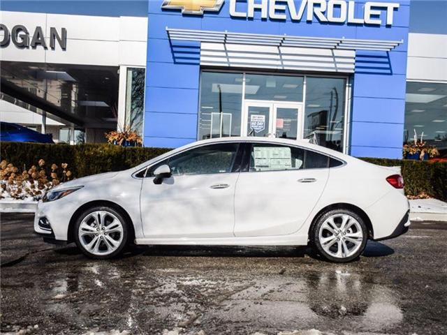 2018 Chevrolet Cruze Premier Auto (Stk: 8139305) in Scarborough - Image 2 of 29