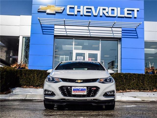 2018 Chevrolet Cruze Premier Auto (Stk: 8139305) in Scarborough - Image 4 of 29