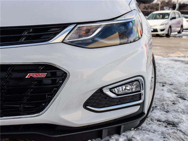 2018 Chevrolet Cruze Premier Auto (Stk: 8139305) in Scarborough - Image 8 of 29