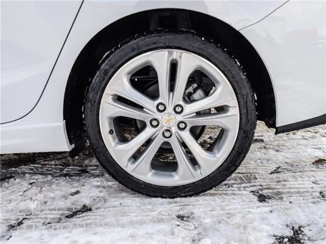 2018 Chevrolet Cruze Premier Auto (Stk: 8139305) in Scarborough - Image 10 of 29