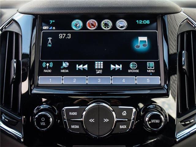 2018 Chevrolet Cruze Premier Auto (Stk: 8139305) in Scarborough - Image 17 of 29