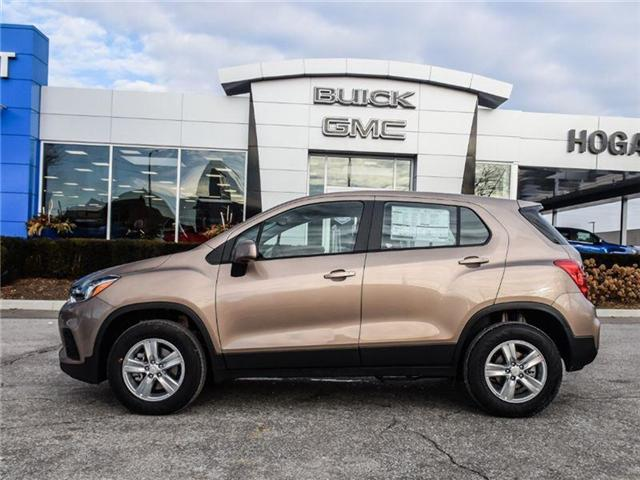 2018 Chevrolet Trax LS (Stk: 8251759) in Scarborough - Image 2 of 25