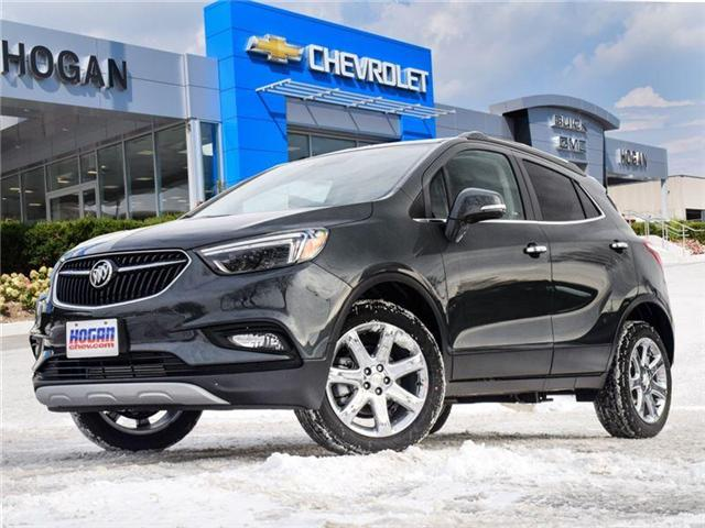 2018 Buick Encore Premium (Stk: 8550800) in Scarborough - Image 1 of 28