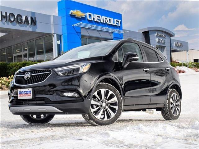 2018 Buick Encore Essence (Stk: 8542786) in Scarborough - Image 1 of 27
