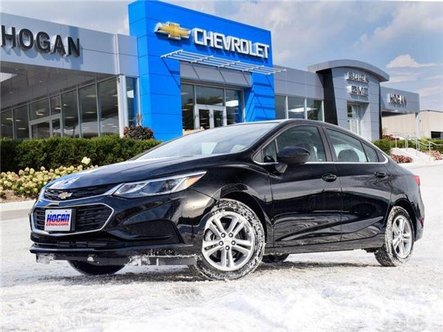 2018 Chevrolet Cruze LT Auto (Stk: 8111169) in Scarborough - Image 1 of 26