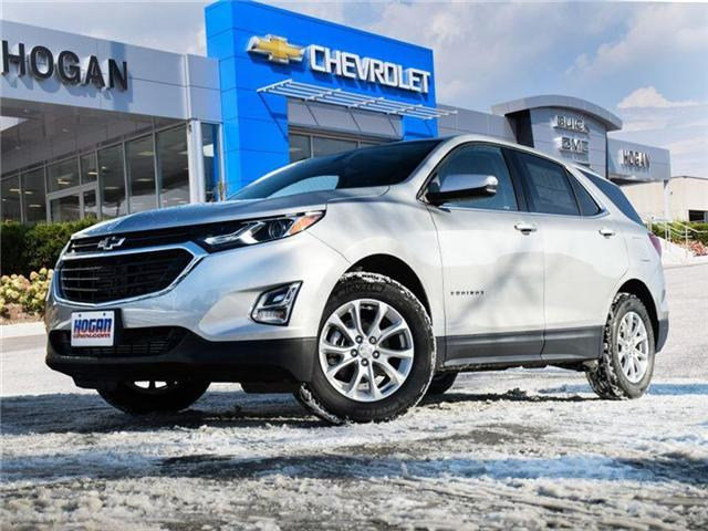 2018 Chevrolet Equinox LT (Stk: 8178625) in Scarborough - Image 1 of 27