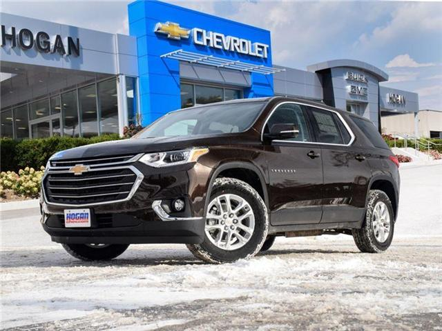 2018 Chevrolet Traverse LT (Stk: 8140080) in Scarborough - Image 1 of 27
