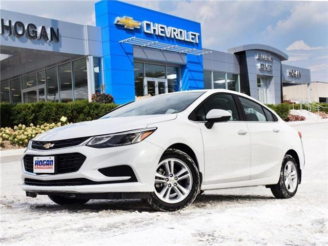2018 Chevrolet Cruze LT Auto (Stk: 8164905) in Scarborough - Image 1 of 25