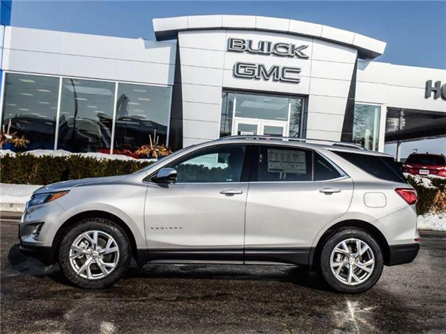 2018 Chevrolet Equinox LT (Stk: 8279108) in Scarborough - Image 2 of 24