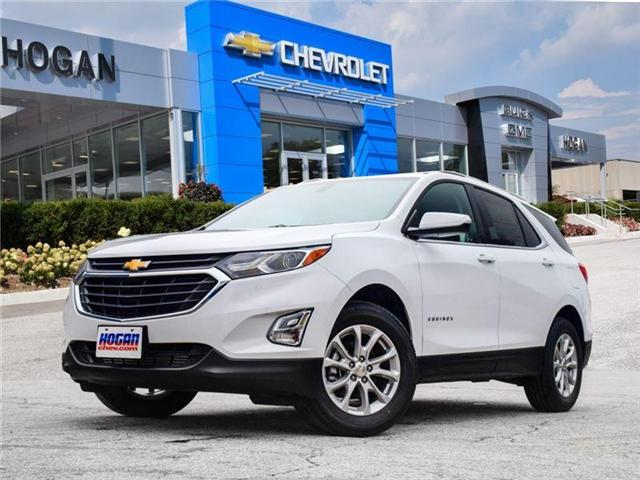 2018 Chevrolet Equinox LT (Stk: 8591307) in Scarborough - Image 1 of 25