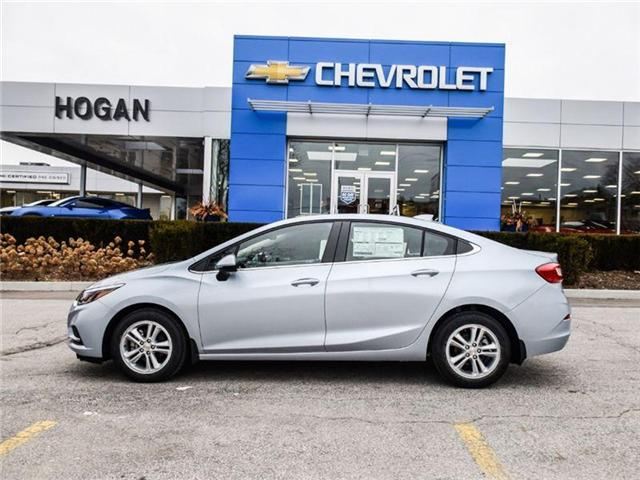 2018 Chevrolet Cruze LT Auto (Stk: 8172719) in Scarborough - Image 2 of 26