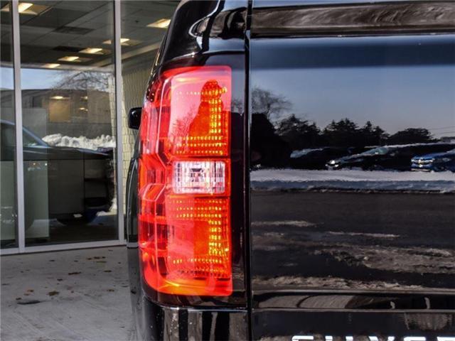 2018 Chevrolet Silverado 1500 Silverado Custom (Stk: 8247085) in Scarborough - Image 9 of 26