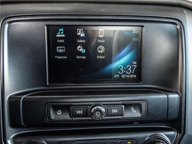 2018 Chevrolet Silverado 1500 Silverado Custom (Stk: 8247085) in Scarborough - Image 16 of 26