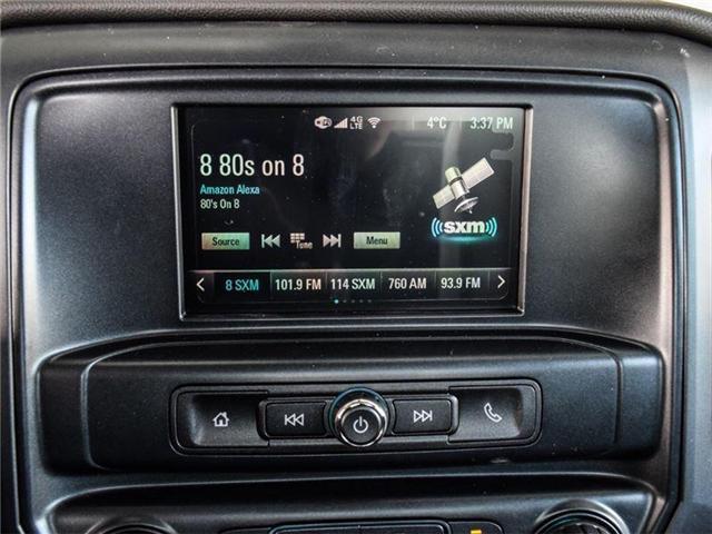 2018 Chevrolet Silverado 1500 Silverado Custom (Stk: 8247085) in Scarborough - Image 17 of 26