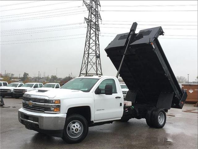 2018 Chevrolet SILVERADO 3500HD New 2018 Chevrolet Diesel 4x4 Dump! (Stk: DT85062) in Toronto - Image 2 of 18