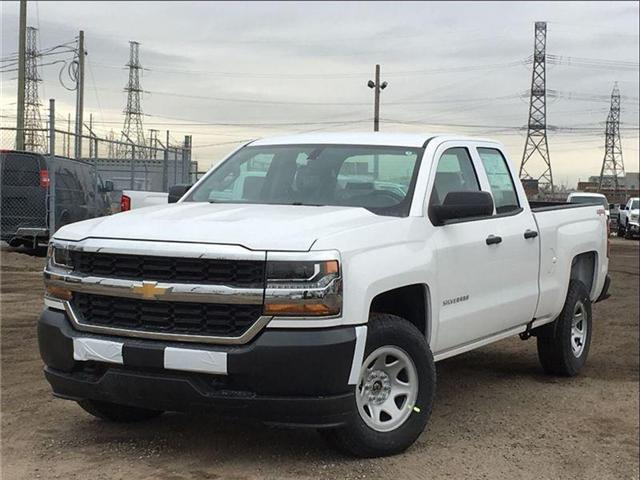 2018 Chevrolet Silverado 1500 New 2018 Chevy 4x4 Double Cab (Stk: PU85085) in Toronto - Image 1 of 23