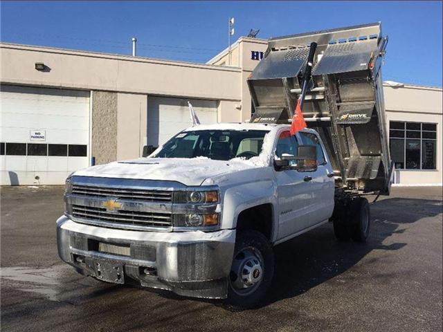 2018 Chevrolet 3500 New 2018 Chevrolet 3500 Crew-Cab W/Dump (Stk: DT85055) in Toronto - Image 1 of 21