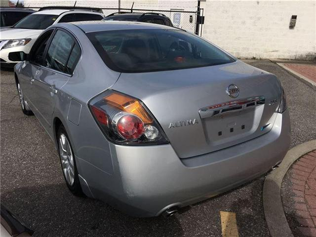 2010 Nissan Altima 2.5 S, CVT, Air, POWER WINDOW AND LOCK (Stk: U2824A) in Scarborough - Image 3 of 15