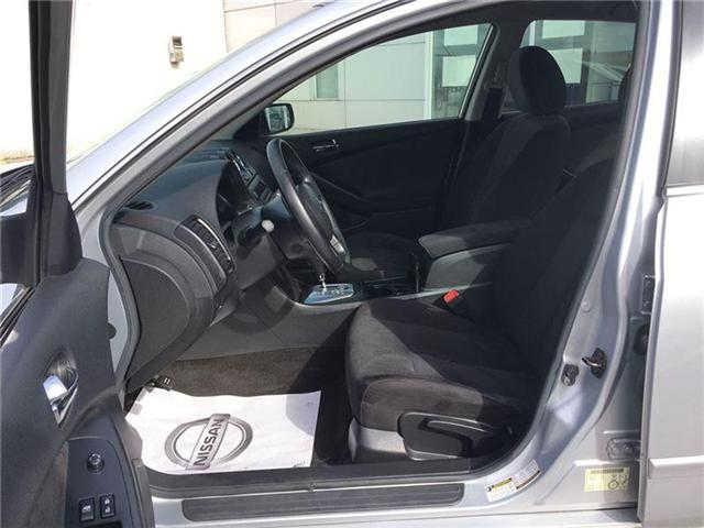 2010 Nissan Altima 2.5 S, CVT, Air, POWER WINDOW AND LOCK (Stk: U2824A) in Scarborough - Image 11 of 15