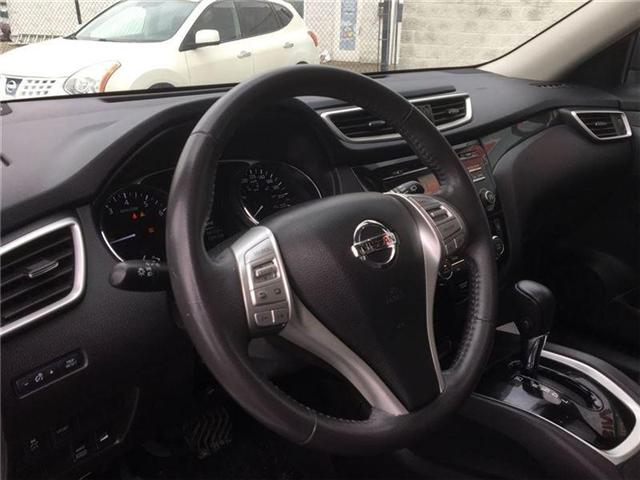 2014 Nissan Rogue SL, AWD, LEATHER, MOON-ROOF, BACK-CAMERA (Stk: U2814) in Scarborough - Image 2 of 15
