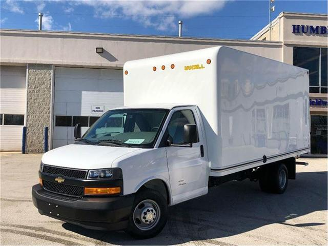 2018 Chevrolet 4500 New 2018 GM Chevrolet Express 4500 Cube-Van (Stk: ST85118) in Toronto - Image 2 of 15