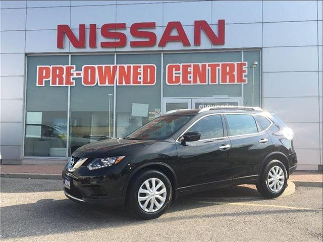 2016 Nissan Rogue S, BACK-UP CAMERA, BLUETOOTH, POWER GRP (Stk: U2899) in Scarborough - Image 1 of 20
