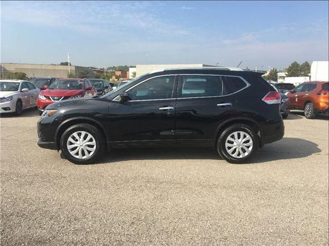 2016 Nissan Rogue S, BACK-UP CAMERA, BLUETOOTH, POWER GRP (Stk: U2899) in Scarborough - Image 2 of 20