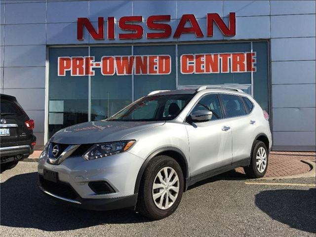 2016 Nissan Rogue S, BACK-UP CAMERA, BLUETOOTH (Stk: M9180A) in Scarborough - Image 1 of 20