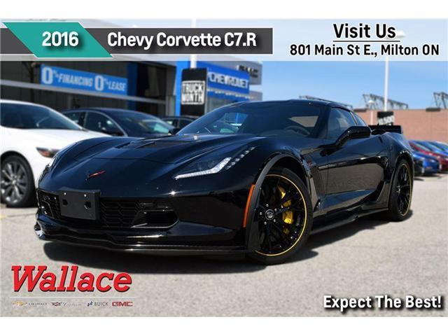 2016 Chevrolet Corvette C7.R/1 OF 650/ULTRA RARE/LOADED!/Z07/3LZ/UNIQUE! (Stk: 700623) in Milton - Image 1 of 30