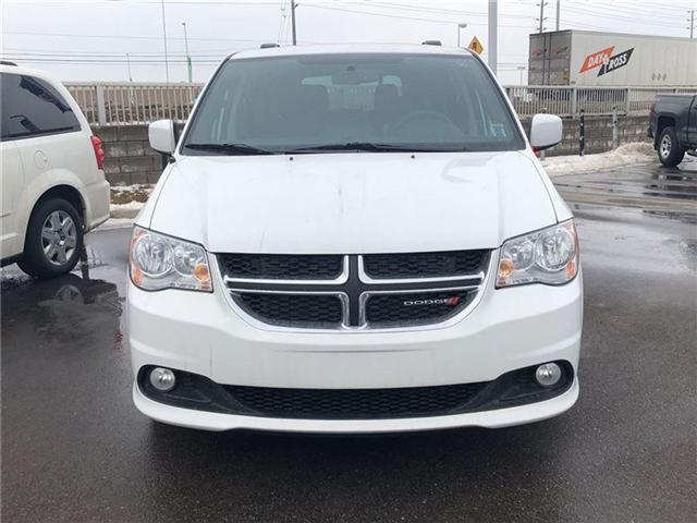 2017 Dodge Grand Caravan SXT Premium Plus|CruiseControl|PowerLocks| (Stk: 53893) in BRAMPTON - Image 2 of 18