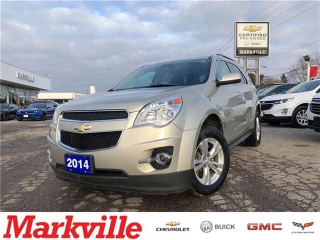 2014 Chevrolet Equinox LT- GM CERTIFIED PRE-OWNED- 1 OWNER TRADE (Stk: 250601A) in Markham - Image 1 of 21
