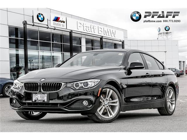 2016 BMW 428i xDrive Gran Coupe (Stk: U4734) in Mississauga - Image 1 of 20