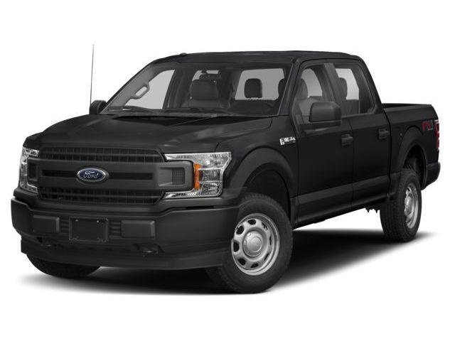 2018 Ford F-150 Platinum (Stk: J-400) in Calgary - Image 1 of 9