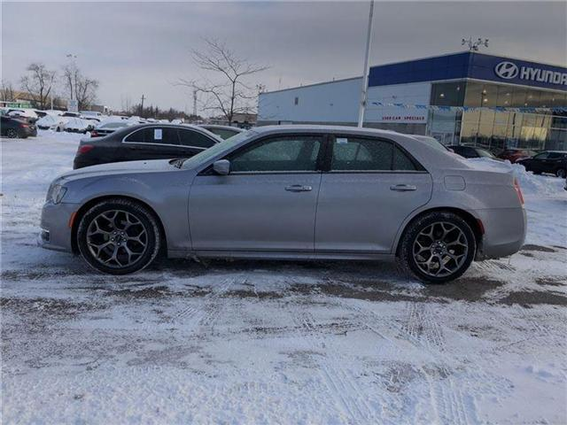 2017 Chrysler 300 300S (Stk: 2C3CCA) in Brampton - Image 2 of 14