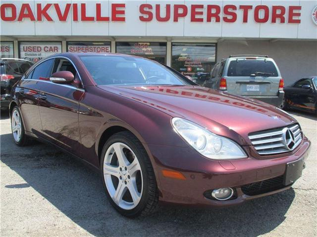 2007 Mercedes-Benz CLS-Class 550 | AS-IS TO PUBLIC | YOU SAFETY YOU SAVE (Stk: P10059A) in Oakville - Image 2 of 30