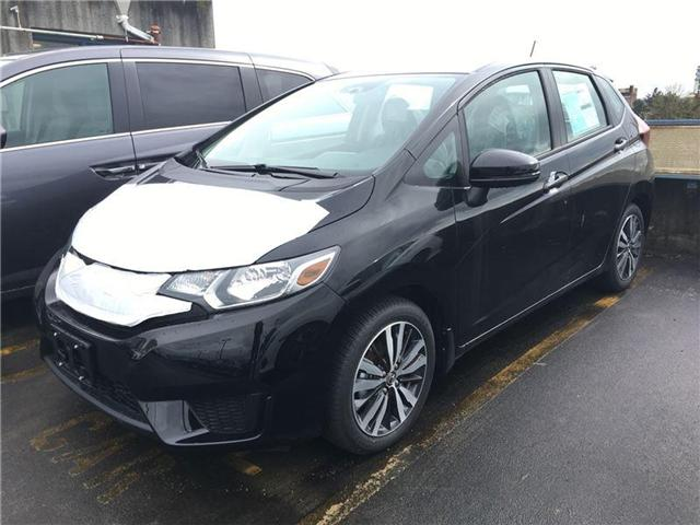 2017 Honda Fit SE (Stk: FH15740) in Vancouver - Image 1 of 4