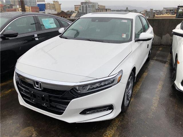 2018 Honda Accord EX-L (Stk: 6J32550) in Vancouver - Image 1 of 4