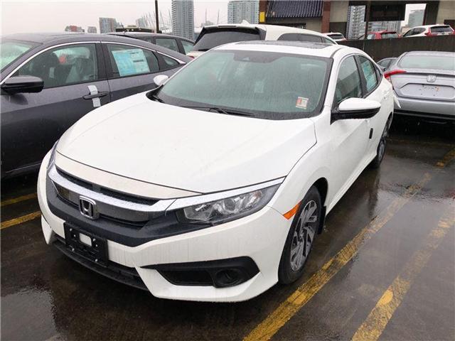 2018 Honda Civic EX (Stk: 3J59340) in Vancouver - Image 1 of 4