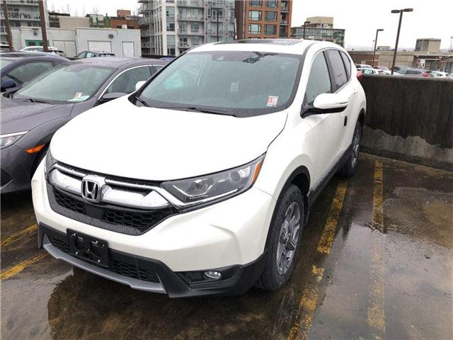 2018 Honda CR-V EX (Stk: 2J16630) in Vancouver - Image 1 of 4