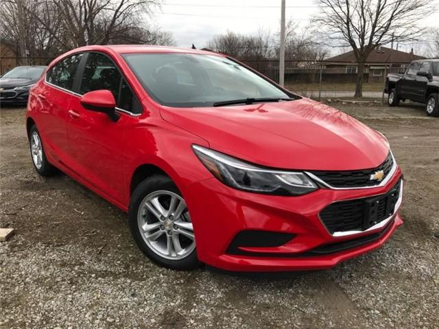 2018 Chevrolet Cruze LT Auto (Stk: S518152) in Newmarket - Image 1 of 20